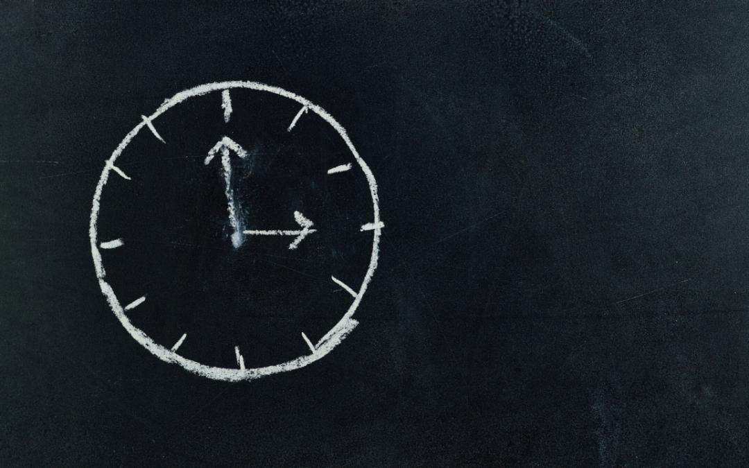 Reprenez la maîtrise de votre temps